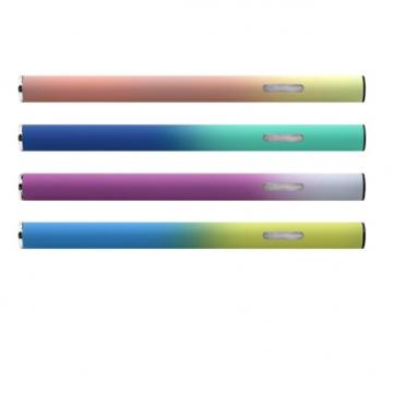 Flat Shape Disposable Vape Pen Puff 400 Puff E Cigarette