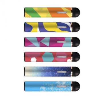 Canada Market Best Selling Ceramic Atomizer 350mAh Vape Battery Device Disposable Pens